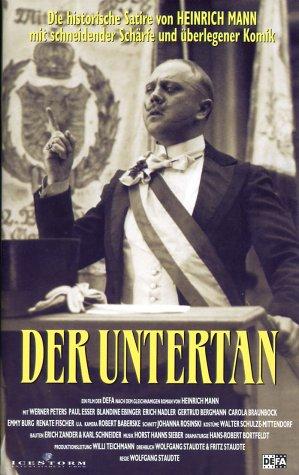 Der Untertan [VHS]
