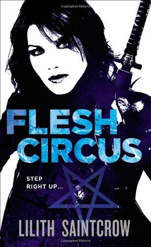 Image of Flesh Circus (Jill Kismet, Hunter, Book 4)