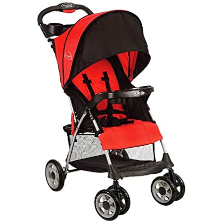 Travel light with this Kolcraft stroller that was designed for the mobility. The Kolcraft Cloud Plus has all of the features parents want from their everyday stroller, but in a compact, travel-friendly format. Lightweight - under 12 pounds!  This rug...