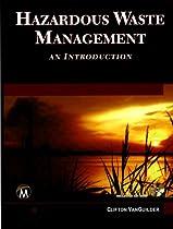 Hazardous Waste Management: An Introduction