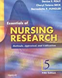 img - for Essentials of Nursing Research: Methods, Appraisal and Utilization book / textbook / text book