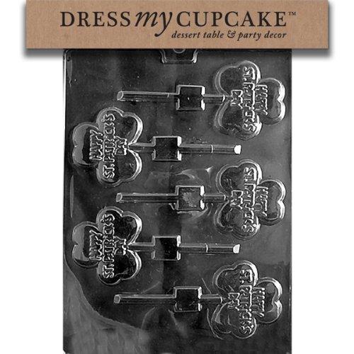 Dress My Cupcake DMCP016SET Chocolate Candy Mold,
