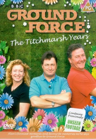 Ground Force: The Titchmarsh Years (BBC) [2002] [DVD]