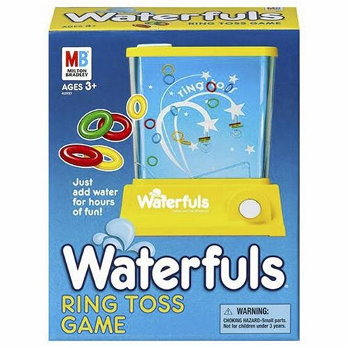 Amazon.com: Waterfuls Ring Toss Game