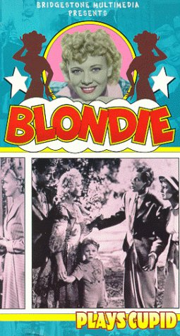 Blondie Plays Cupid [VHS] [Import]