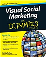 Visual Social Marketing For Dummies Front Cover