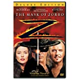 The Mask of Zorro (Deluxe Edition) ~ Antonio Banderas