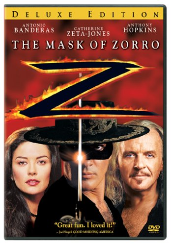 Cover art for  The Mask of Zorro (Deluxe Edition)