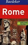 img - for Rome Baedeker Guide (Baedeker Guides) book / textbook / text book