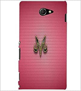 PrintDhaba GRANDbet M D-1528 Back Case Cover for SONY XPERIA M2 (Multi-Coloured)