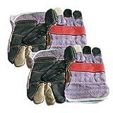 2 Paires de gants
