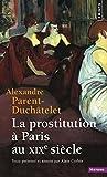 La prostitution à Paris au XIXe siècle