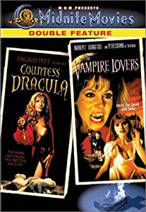 Countess Dracula/The Vampire Lovers (Midnite Movies Double Feature) [Import]