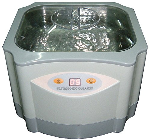 Review Of Pro LARGE 60 Watts 1.4 liter ULTRASONIC CLEANER for cleaning JEWRLRY WATCH