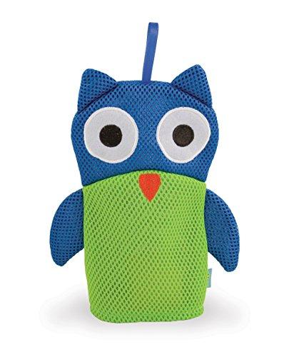 Owl Wacky Wash Mitt - 1