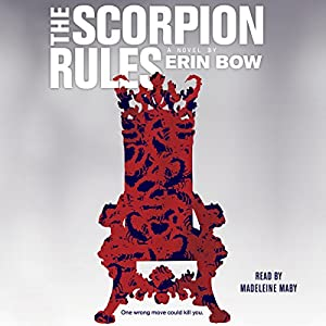 The Scorpion Rules Audiobook