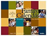 img - for The Thinkbin Family Calendar August 2004-December 2005: The Perfect Organizer For Busy Families book / textbook / text book