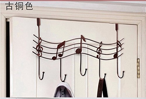 Creative Piano Hook Sucker Strong Creative Wall Hanger Hook Free Nail Without Clothes Hanging front-231589