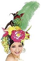 Rubie's Costume Co Women's Deluxe Tropicalia Costume Fruit Hat