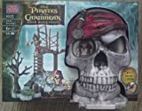 Mega block pirates of the caribbean dead mans chest playset with jack sparrow