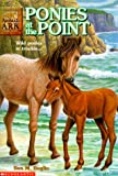 img - for Ponies at the Point (Animal Ark #10) book / textbook / text book