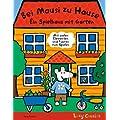 Bei Mausi zu Hause: Ein Spielhaus mit Garten