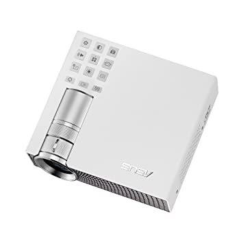 ASUS P2B Battery Powered Portable LED Projector