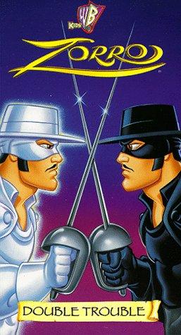 Sale alerts for Warner Zorro Double Trouble - Covvet