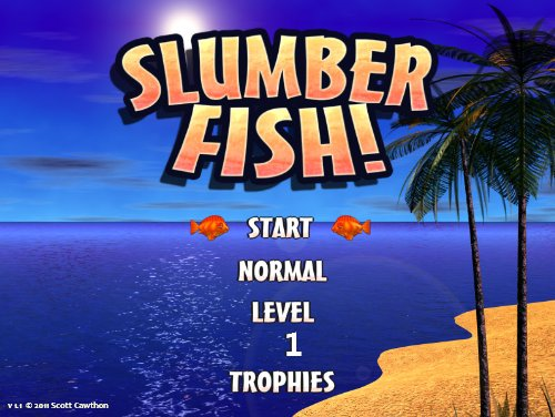 Slumberfish Filed under New Releases, Puzzle