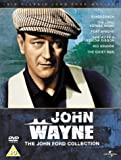John Wayne: The John Ford Collection (Box Set) [DVD]