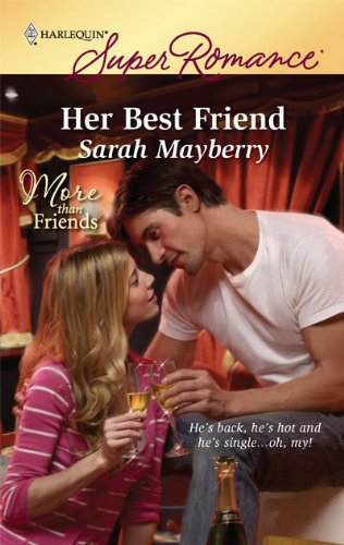 Image for Her Best Friend (Harlequin Superromance)