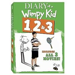 Diary Wimpy 3pk Bd Brk Cw [Blu-ray]