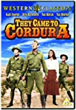 SONY PICTURES They Came To Cordura [DVD]