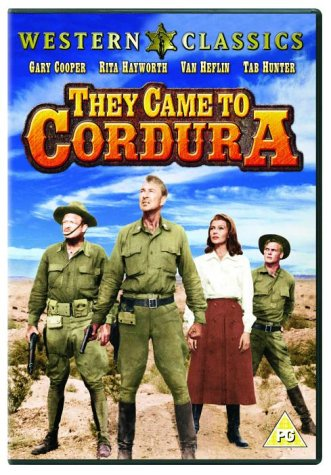 They Came to Cordura [UK Import]