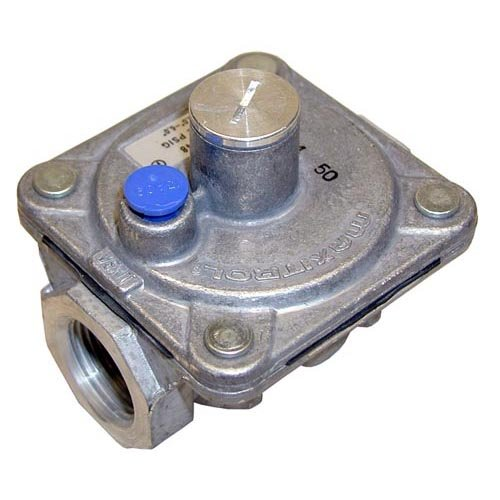 """Maxitrol Pressure Regulator for Liquid Propane Gas, 3/4"""" FPT Gas Pipe In/Out,1/2"""" PSI 5.5"""" - 12"""" WC.52-1012"""