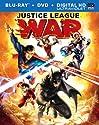 DCU Justice League: War [Blu-ray]