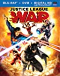 Dcu Justice League: War [Blu-ray] [Im...