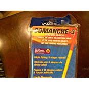 Estes Comanche 3 Flying Model Rocket Kit