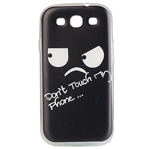 HUANGTAOLI Custodia in TPU Gel Silicone Protettivo Skin Shell Morbido Case Cover per Samsung Galaxy Core Prime 4G VE SM-G361F(SM-G361,SM-G361F)