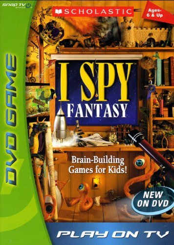 I Spy Fantasy DVD Game - 1