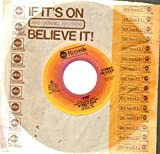 I Got The News / Peg 45 rpm