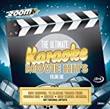 Zoom Karaoke CD+G - Ultimate Karaoke Movie Hits 1 - Mamma Mia, Grease, High School Musical Zoom Karaoke