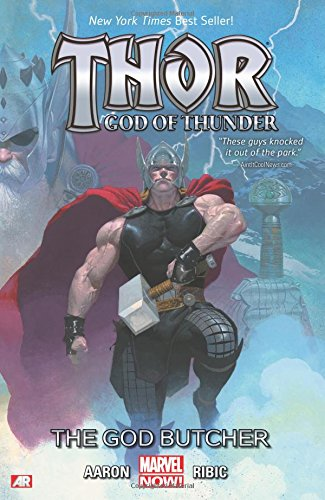 Thor: God of Thunder Volume 1: The God Butcher (Marvel Now) (Thor (Graphic Novels)) (Thor The God Butcher compare prices)