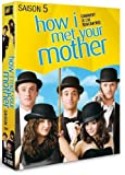 Image de How I Met Your Mother, Saison 5 - Coffret 3 DVD