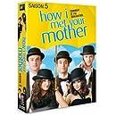 How I Met Your Mother, Saison 5 - Coffret 3 DVD