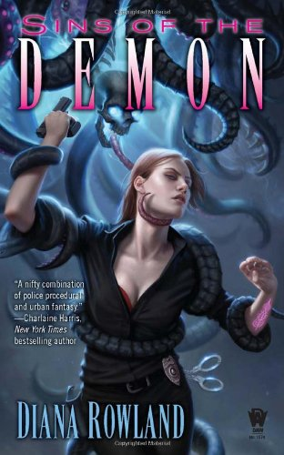 Sins of the Demon: Demon Novels, Book Four (Kara Gillian)