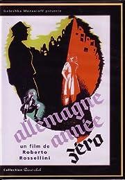 Allemagne Année Zéro (Germania Anno Zero)
