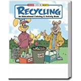 Recycling Coloring and Activity and Activity Book Trade Show Giveaway