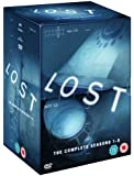 Lost - Complete Seasons 1-5 [DVD]