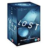Lost - Complete Seasons 1-5 [DVD]by Jorge Garcia